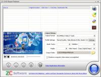 ZC DVD Ripper Platinum 3.0.7 screenshot. Click to enlarge!