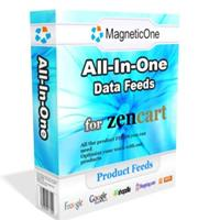 Zen Cart All-in-One Product Feeds 12.7.6 screenshot. Click to enlarge!