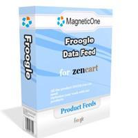 Zen Cart Froogle Data Feed 7.6.7 screenshot. Click to enlarge!