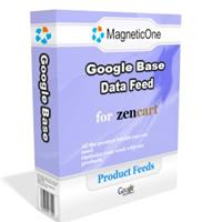 Zen Cart Google Base Data Feed 12.7.6 screenshot. Click to enlarge!