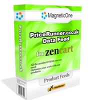 Zen Cart PriceRunner.com Data Feed 8.7.4 screenshot. Click to enlarge!
