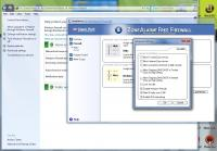 ZoneAlarm Free Firewall 15.1.501.17249 screenshot. Click to enlarge!