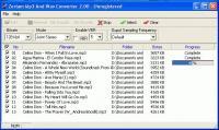 Zortam Mp3 And Wav Converter 4.00 screenshot. Click to enlarge!