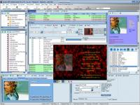 Zortam Mp3 Media Studio Pro 22.25 screenshot. Click to enlarge!