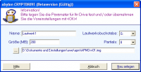 abylon CRYPTDRIVE 12.90.09.2 screenshot. Click to enlarge!