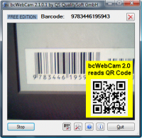 bcWebCam 2.4.0.25 screenshot. Click to enlarge!
