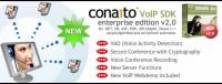 conaito VoIP SDK ActiveX 5.0 screenshot. Click to enlarge!