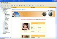 dbQwikSite Professional 5.2 screenshot. Click to enlarge!