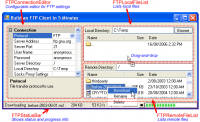 edtFTPnet/PRO 9.1.2 screenshot. Click to enlarge!