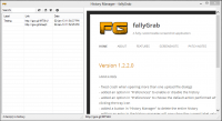 fallyGrab 1.3.3.2 screenshot. Click to enlarge!