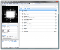 foobar2000 1.3.12 screenshot. Click to enlarge!