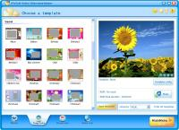 iPixSoft Video Slideshow Maker 3.5.6 screenshot. Click to enlarge!
