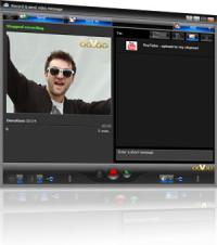 ooVoo 7.0.2 screenshot. Click to enlarge!