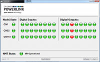 openPOWERLINK 2.5.2 screenshot. Click to enlarge!