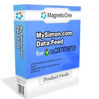 osCommerce MySimon.com Data Feed 7.6.7 screenshot. Click to enlarge!