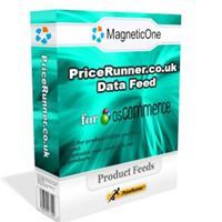 osCommerce PriceRunner Data Feed 7.6.7 screenshot. Click to enlarge!