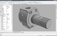 progeCAD Standard AutoCAD Clone 11.0.3 screenshot. Click to enlarge!
