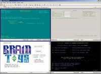 z/Scope Classic Terminal Emulator 6.2.0.143 screenshot. Click to enlarge!